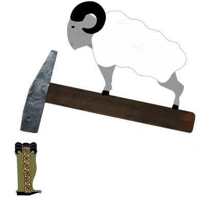 Iron Shepherds Logo